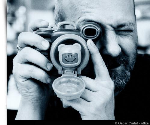 Marcelo Aurelio - Fotografía de A Oscar Ciutat - ntfxs