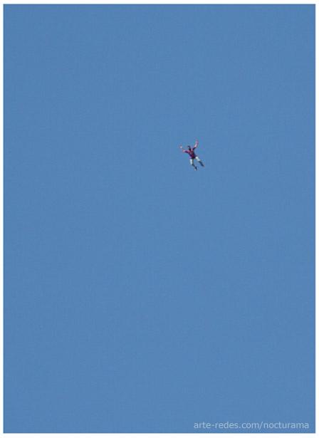 Caído del cielo - Red Bull Air Race 2006 - Barcelona