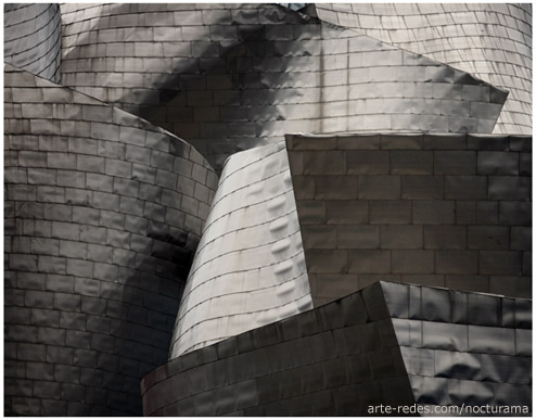 Photo Friday 'Silver' - Museo Guggenheim Bilbao