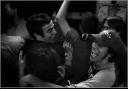Festejos en el metro - Barcelona - Catalunya