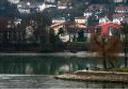 Passau - Desembocadura del río Inn en el Danubio - Bavaria - Alemania