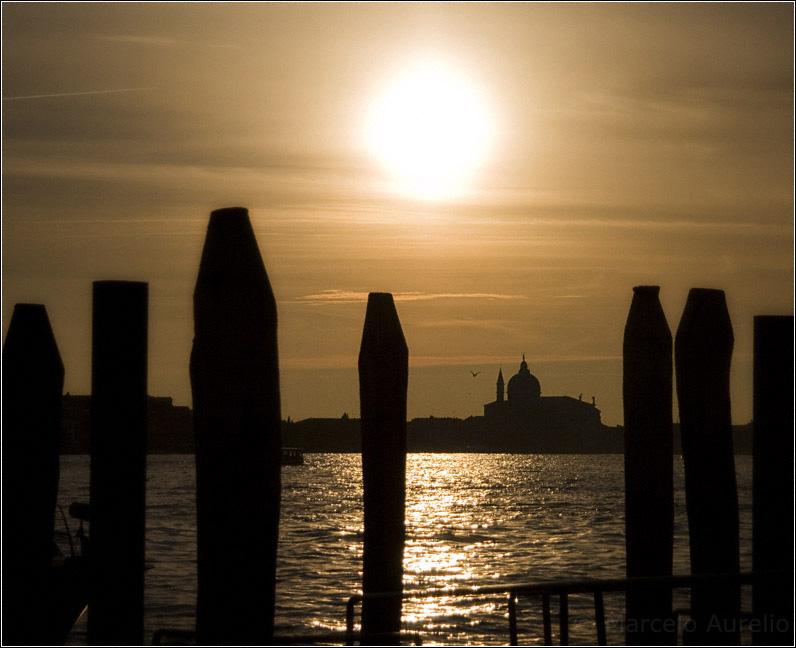 Atardece en Venecia - Venecia - italia