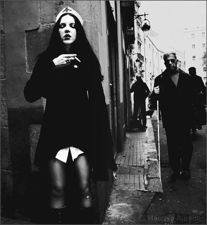 La calle es sueño - Barcelona