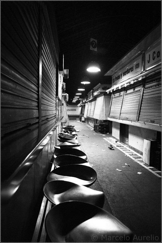 Silencio - Mercado de la Boqueria - Barcelona
