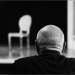 El director - Enrico D'Amato - Piccolo Teatro - Milán - Italia