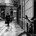Milán - El fotógrafo. Milán. Italia