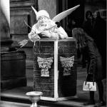 Cupido. Galería degli Uffizi, Florencia, Italia