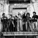 Fiesta en el balcón - Tarragona