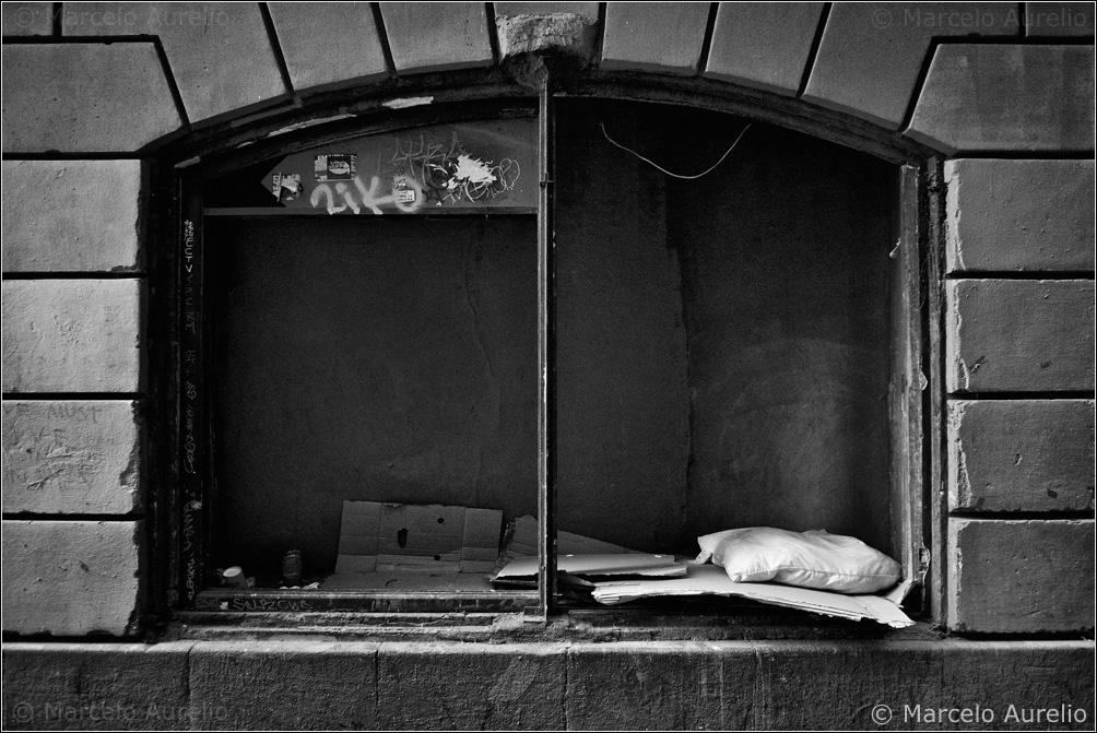La cama - Barcelona
