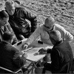 La partida de dominó - Barcelona