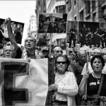Indignados - Manifestación 19J - Barcelona