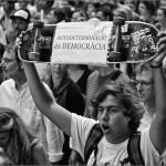 Indignados – Manifestación 19J – Barcelona
