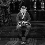 Papá Noel en crisis - Claudio - Navidad 2011 - Barcelona