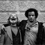 Toni y Mohamed. Barcelona