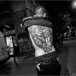 Un dragón en las calles - Barcelona