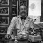 El Dr. Pep - Fira Modernista de Terrassa 2013 - Terrassa, Barcelona. © Marcelo Aurelio