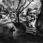 A 5 años de tu partida. #NestorEnMiCorazon - Ex ESMA. Buenos Aires. © Marcelo Aurelio