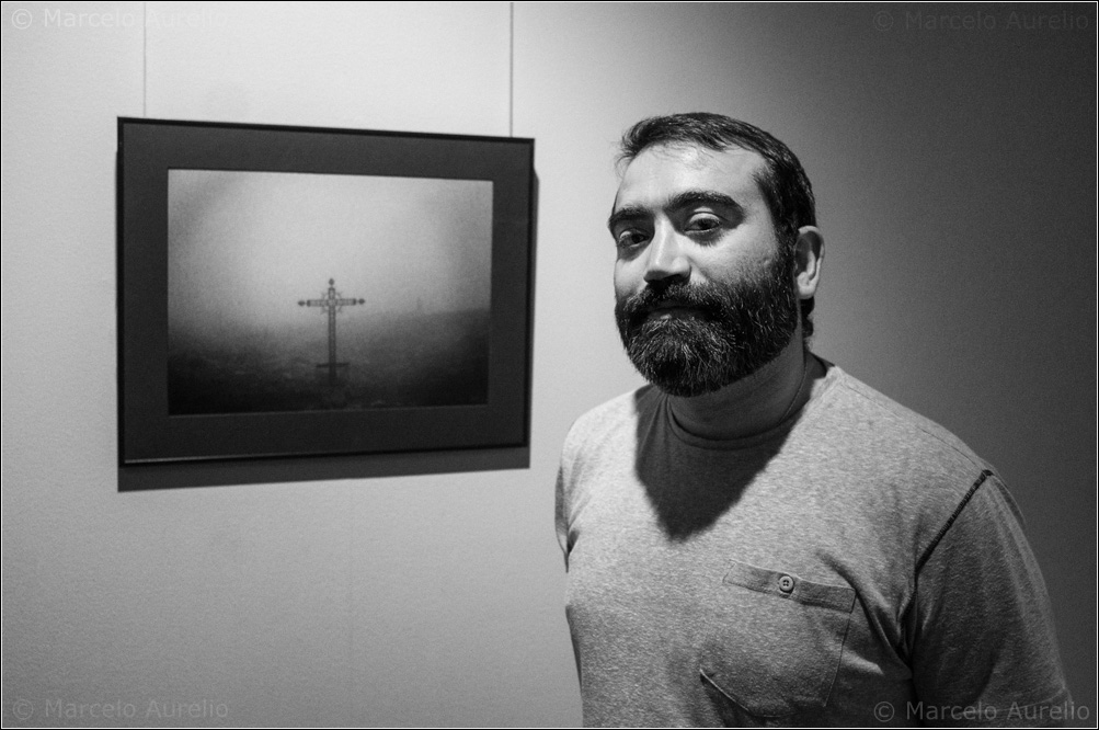 David Salcedo. Barcelona, 2017. © Marcelo Aurelio