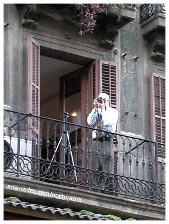 francotirador en la Rambla, Barcelona