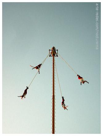 Voladores de Paplanta