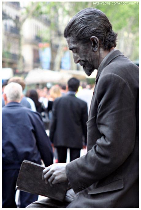 Rambla Catalunya - Barcelona