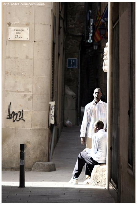 Solos al sol - Barrio Gótico - Barcelona