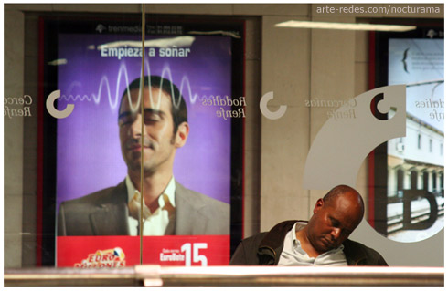 Empieza a soñar - Estación de Renfe Plaza Catalunya - Barcelona
