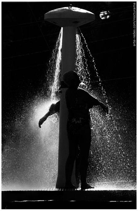 bajo el agua de la oscuridad serena - Premià de Mar - Barcelona