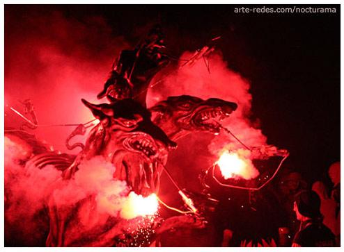 Raval Infernal en la Fiesta Mayor de Terrassa 2006 - Terrassa - Barcelona