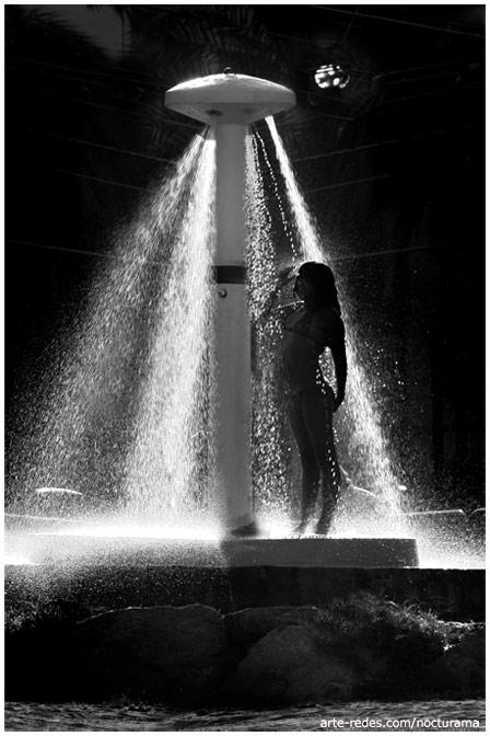 Bajo el agua de la oscuridad serena - II - Premià de Mar - Barcelona