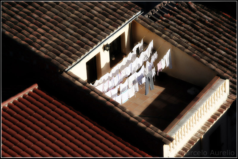 Al sol - Hostalric - Girona - Catalunya