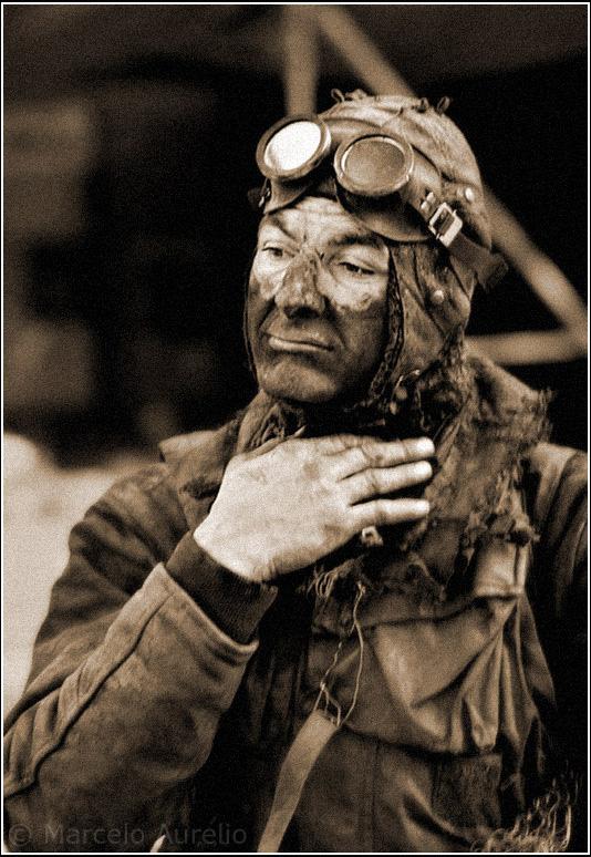 La nostalgia del aviador - Rambla de Barcelona