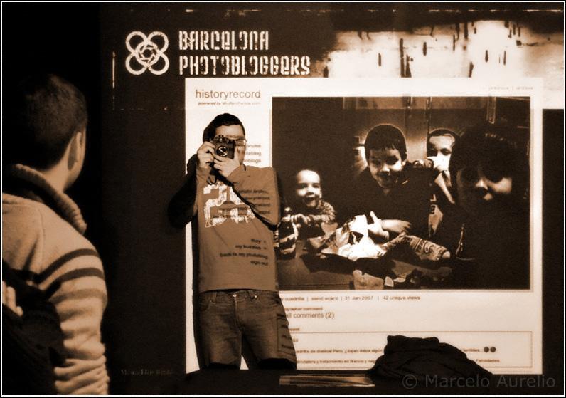 Barcelona Photobloggers cumplió un año en la red - Encuentro en Divers - Barcelona