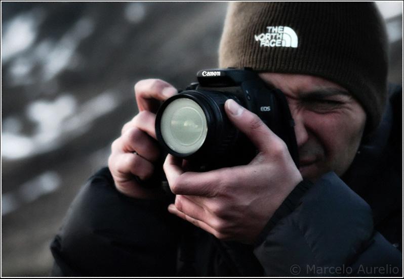 El certero cazador - para Ferrán, mi gran amigo y fotógrafo certero.
