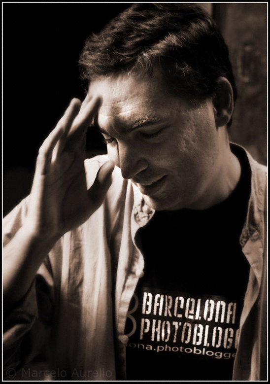 Fran y sus sueños - Fran Simó autor de Justpictures - Barcelona
