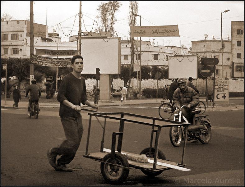 A rodar la vida - Casablanca - Marruecos