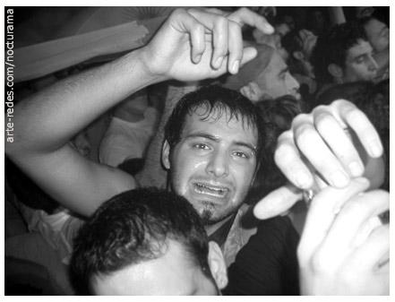 Concierto de la Bersuit en Barcelona - 2005