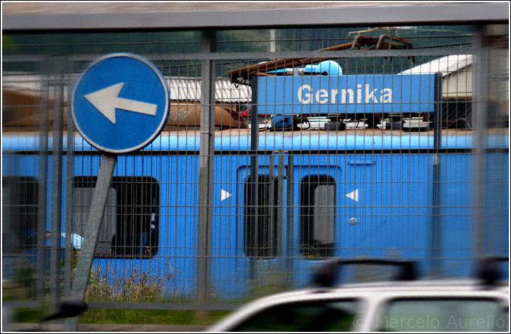 Estación de Guernica - Euskadi