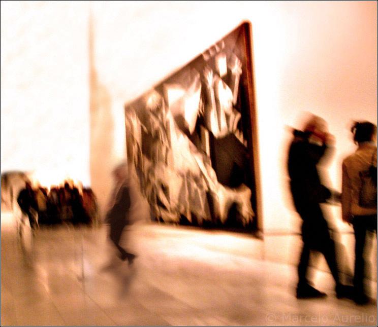 Guernica - Picasso - Museo Nacional Centro de Arte Reina Sofía