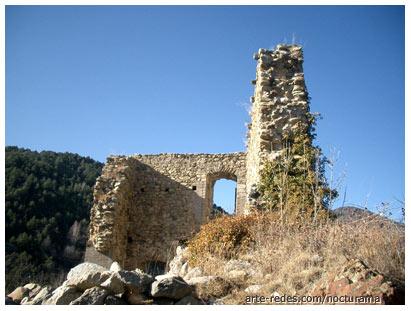 Castell de Ribes ó de Sant Pere - 1069