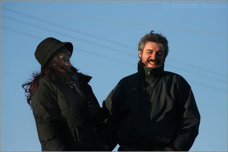 Feliz Cumpleaños Xavi ! - Foto tomada a orillas del Río Limay - Neuquen - Argentina