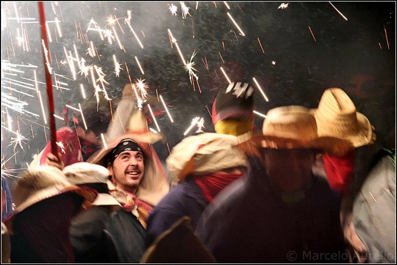 Raval Infernal en la Fiesta Mayor de Terrassa 2007
