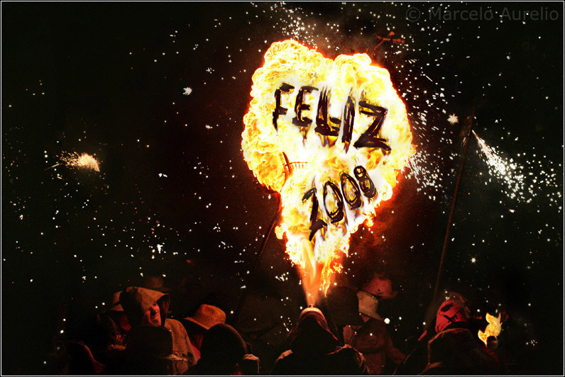 Feliz 2008 !!! - Raval Infernal de la Fiesta Mayor de Terrassa 2007
