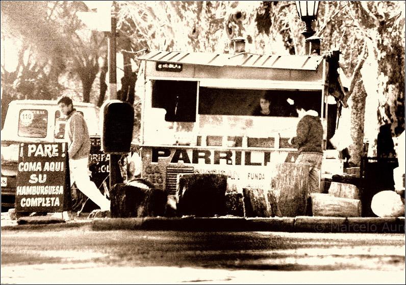 Parrilla al paso - Buenos Aires - Argentina