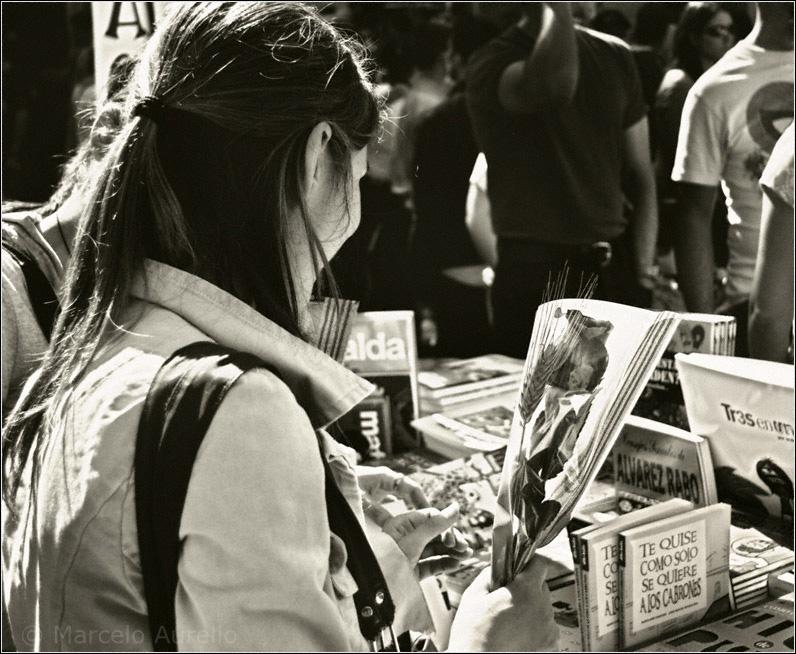 Así te quise - Sant Jordi 2008 - Barcelona