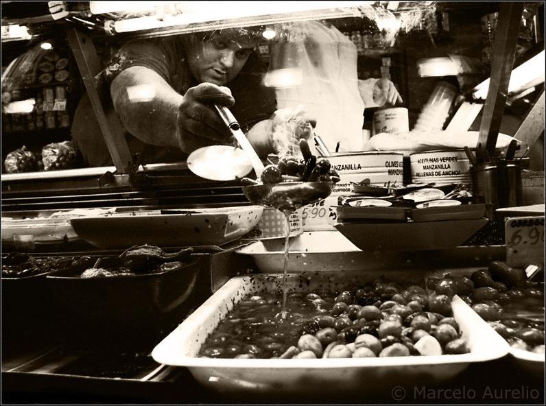 Mercado de la Boqueria - Barcelona