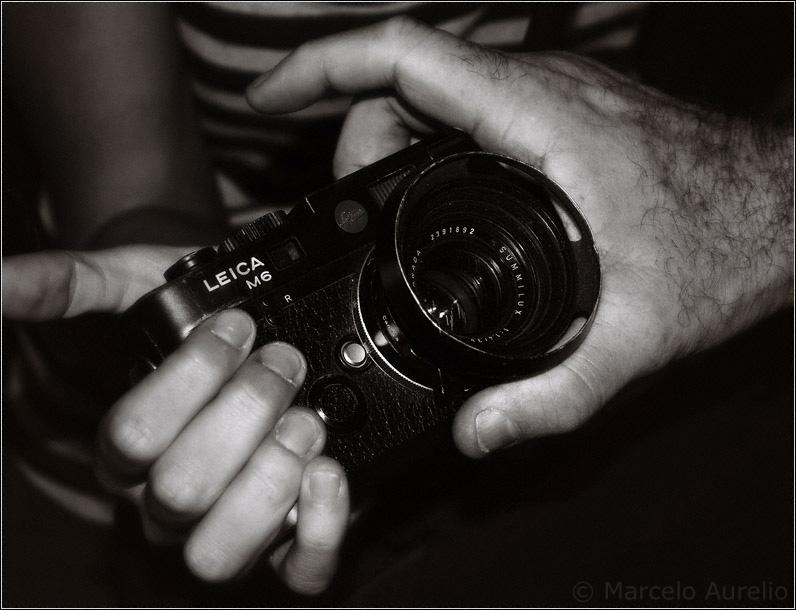 La Leica de Tino Soriano - La Garriga - Barcelona