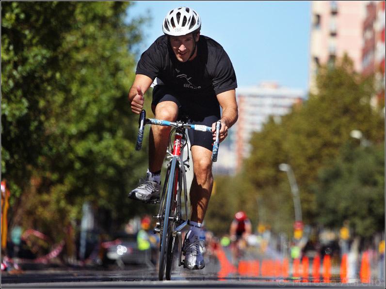 Ciclista - Barcelona