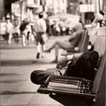 Siesta enciclopédica - Barcelona