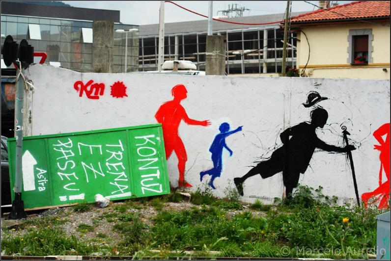 Efecto mariposa - Guernica - Euskadi